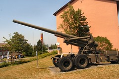"""155mm Long Tom 11 • <a style=""""font-size:0.8em;"""" href=""""http://www.flickr.com/photos/81723459@N04/32891057322/"""" target=""""_blank"""">View on Flickr</a>"""