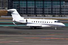 Gulfstream G280   N280GU   Tokyo Narita (Dennis HKG) Tags: gulfstream g280 aircraft airplane airport plane planespotting businessjet bizjet tokyo narita rjaa nrt n280gu canon 7d 100400