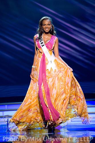 Miss Ghana 2009 Jennifer Victoria Koranteng