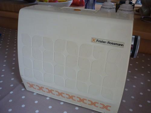 Frister Rossman cub 7