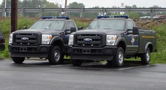 KSP Ford Trucks DSC00785 (primemover88) Tags: ky police fordtrucks kentuckystatepolice crimesceneresponse