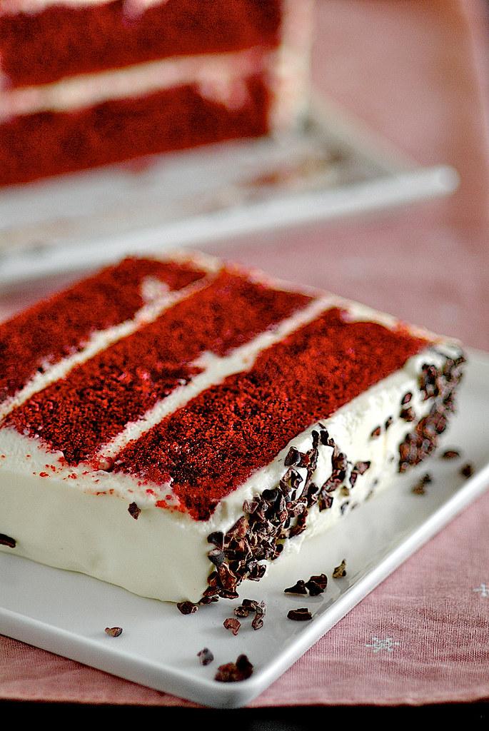 Red velvet cake recipe beet powder