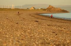 Traeth Pwllheli (LLeufer) Tags: sunset sea sun beach dogs wales walking evening coast seaside sand warm waves cymru scottie aran mor haul gwynedd pwllheli tywod traeth machlud cwn glanymor cerdded cynnes arfordir noswaith lanmor tonnau gydarnos