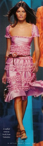 pretty dress also wore by sjp