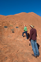 Uluru Memorial (Colour)