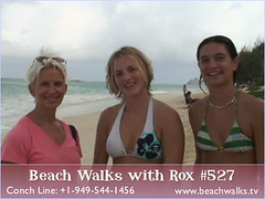 Beach Walk #527 - Get Healthy in Hawai'i