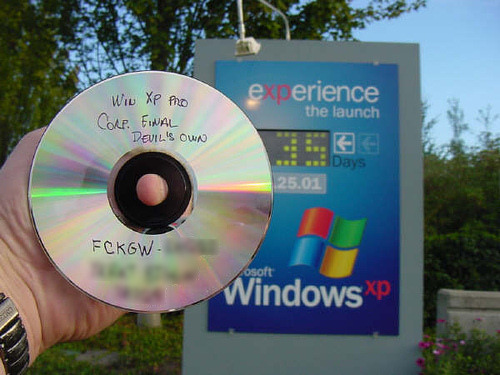 Windows XP FCKGW