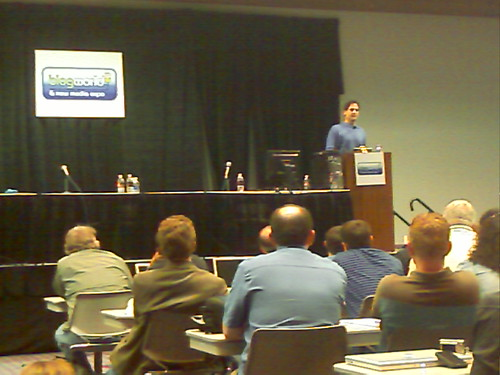 Mark Cuban @ BlogWorldExpo