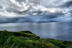 The scottish seascape (Venkat Yarabati) Tags: seascape scotland rainbow berwick breathtaking upon tweed venkat diamondclassphotographer yarabati