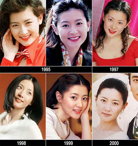 Timeless beauty of Lee Young Ae