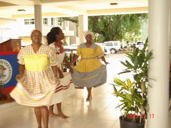 Beauty and Brains our cultural identity (inajamaica.dmayanrastalife) Tags: day jamaica garifuna settlement