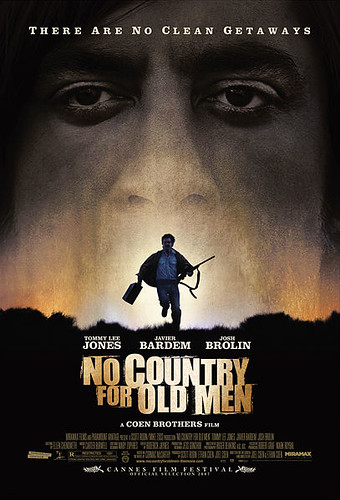 No Country for Old Men (2007) poster