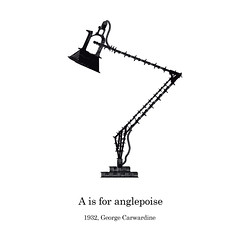 anglepoise (d e b b i e) Tags: lamp illustration drawing anglepoise type invention