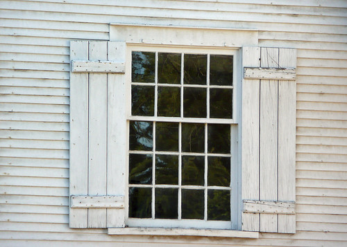 Old House Window