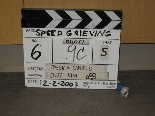 Speed Grieving slate
