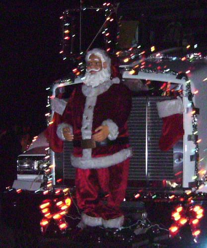 Santa's 18 Wheels