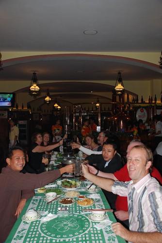 Hoa Vien restaurant