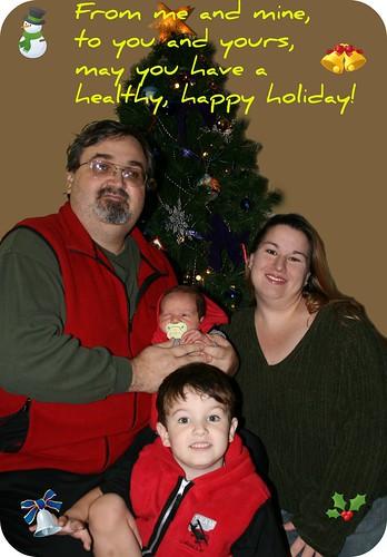 Cunningham Family 2007-12