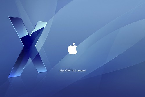 mac os x leopard wallpapers. Mac OSX Leopard