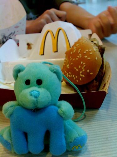 mcdonalds properity burger