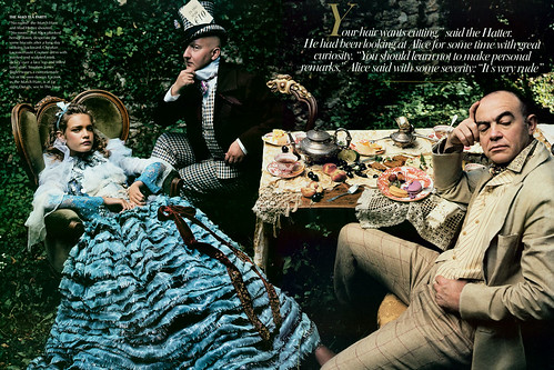 Christian Lacroix - The Mad Tea Party by FSHNjunkie.