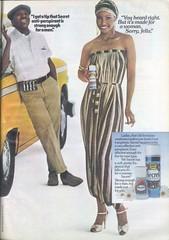Vintage Secret Deodorant (twitchery) Tags: vintage ads 80s 70s vintageads vintagebeauty
