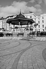 Cobh Band Stand (Ed Guiry) Tags: ireland blackandwhite blackwhite nikon cobh youghal realireland nikond80 nikonblackandwhite edguiry hedirey nikond700 canong9 nikond300 youghalphotographer