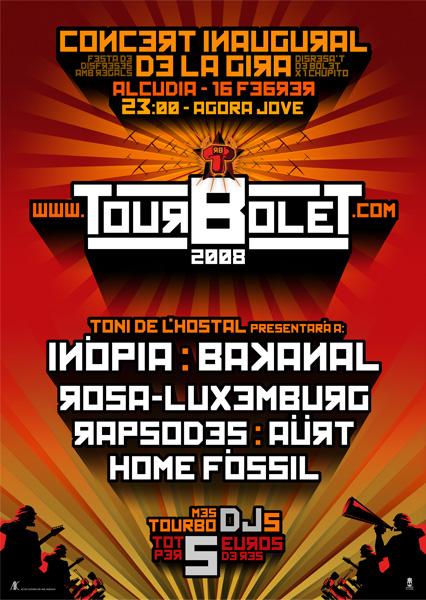 Tourbolet 2008
