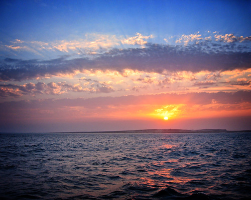 Red Sea Sunrise