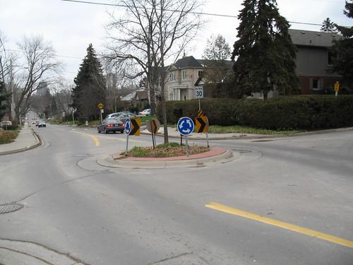 Broadway Roundabout #2