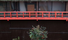 red balustrade (xxxkariyanxxx) Tags: red sun