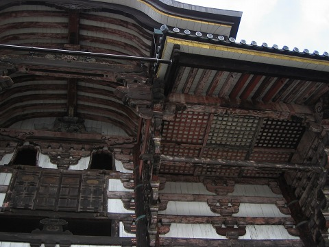 東大寺(大仏殿)-大仏殿2