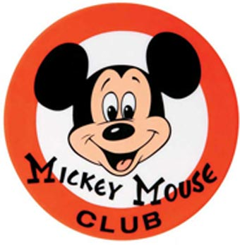 WDCC MICKEY MOUSE CLUB PLAQUE I