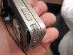 Nokia N96 view speaker
