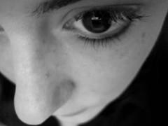 Auge (Kathi1611) Tags: auge wimpern braunesauge