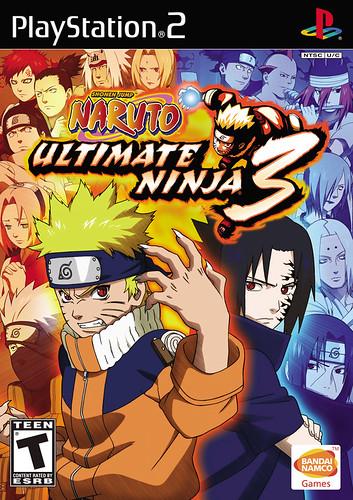 Ultimate Ninja 3
