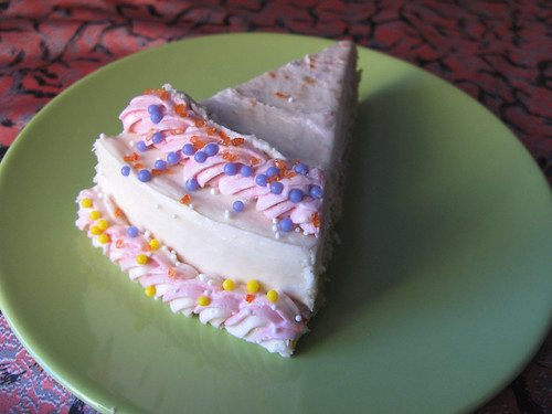 Birthday Cake Slice by QuintanaRoo, on Flickr
