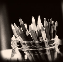 Le pot de crayon - by Pics