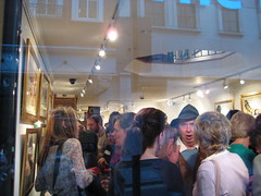 Gallery Crowd
