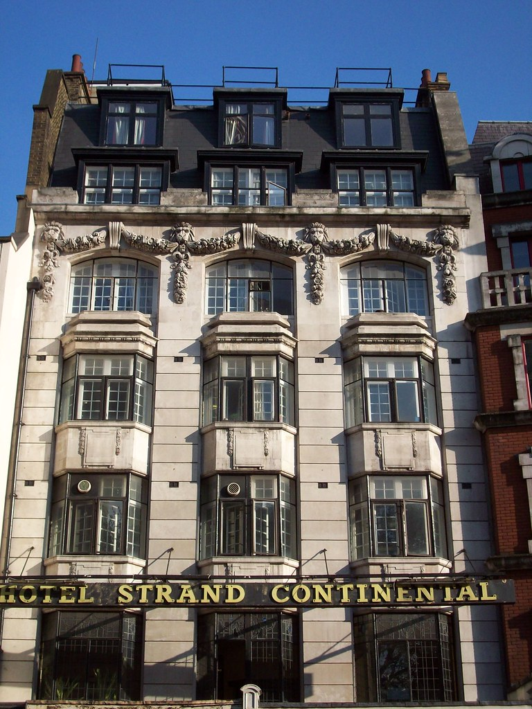 Hotel Strand Continental WC2