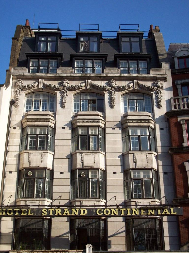 Hotel Strand Continental WC2