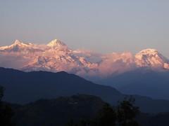 Nepal (drewdoo) Tags: nepal machapuchare annapurnahimal machhaphuchhare