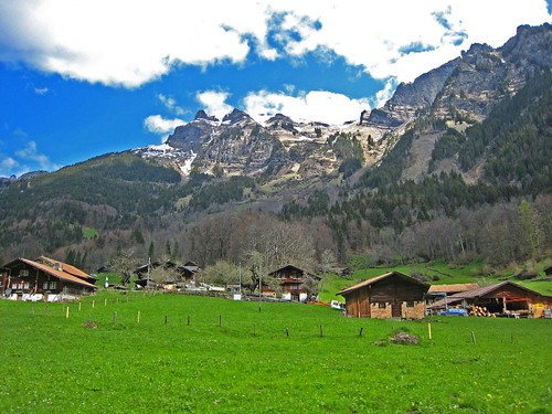 valle de Grindelwald