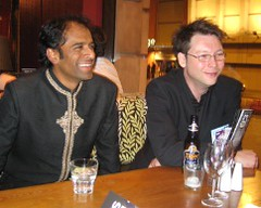 Big Chip Awards - Simon and Raj