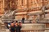 Brihadeeswarar Temple 209 (David OMalley) Tags: india indian tamil nadu subcontinent chola empire dynasty rajendra hindu hinduism unesco world heritage site shiva brihadeeswarar temple rajarajeswara rajarajeswaram peruvudayar great living temples vimana architecture canon g7x mark ii canong7xmarkii powershot canonpowershotg7xmarkii g7xmarkii