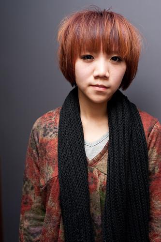 【女生髮型】高可愛度的圓形短髮造型