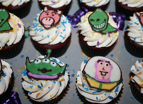 Toy Story Cupcakes Pic2