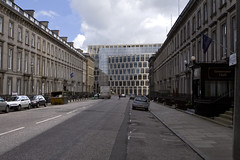 View along Grosvenor Street