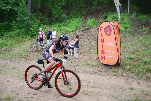 2011 Route66 XC Race: Domnarski - Jen