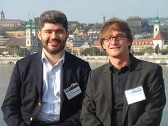 Rodrigo & Ivan in Budapest